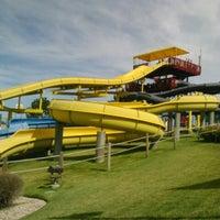 Photo taken at Roaring Springs Water Park by Kenzie T. on 6/22/2012