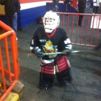 Photo taken at Blackburn Ice Arena by Jake on 7/9/2012