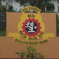 Photo taken at Maktab Rendah Sains MARA by Maglena D. on 4/20/2013
