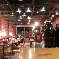 Photo taken at brgr by Kristin T. on 10/14/2012