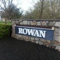 Photo taken at Rowan University by Kristin T. on 4/17/2013