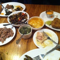 Photo taken at Brasa Premium Rotisserie by James E. on 12/1/2012