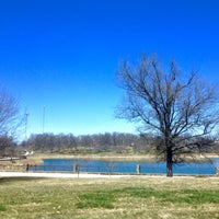 Photo taken at Druid Hill Park Lake Loop by Kelley S. on 4/1/2015
