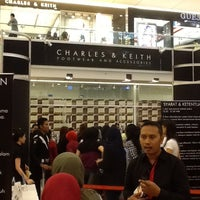 Photo taken at Charles & Keith by Melinda G. on 11/10/2012