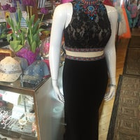 Photo taken at Uniquely Yours Dress Shop by J R. on 4/5/2016