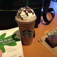 Photo taken at Starbucks by Marcella M. on 4/22/2013