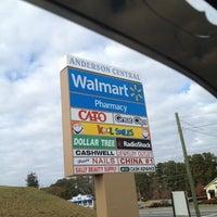 Photo taken at Walmart Supercenter by Steven D. on 11/18/2012