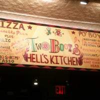 Photo taken at Two Boots Hell's Kitchen by Michael H. on 3/15/2013