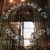 Photo taken at Shakespeare & Co by Michael H. on 7/22/2014