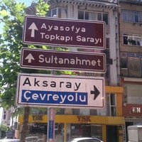 Photo taken at Aksaray by Ferit G. on 6/22/2013