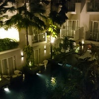 Photo taken at Grand Whiz Hotel by Benhur K. on 4/23/2014