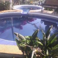 Photo taken at Hotel Villas Fantasy by Diana on 3/29/2014