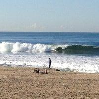 Photo taken at El Porto Beach by Mike M. on 12/30/2012