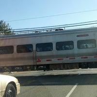 Photo taken at LIRR - Nassau Blvd Station by Dawn   :o) D. on 11/21/2012