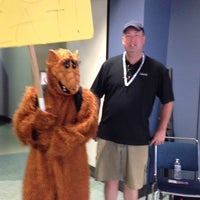 Photo taken at Kentucky International Convention Center by Woody on 7/28/2013