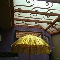 Photo taken at Restaurante Bangkok by Luciana S. on 12/18/2012