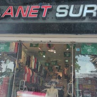 Photo taken at Planet Surf by Henny R. on 8/3/2013