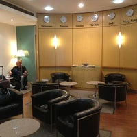 Photo taken at Air Canada Arrivals Lounge by Aptraveler on 5/25/2013