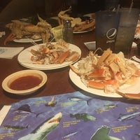 Photo taken at Capt. Jack's Family Buffet by Zak M. on 8/12/2016