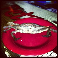 Photo taken at Hooper's Crab House by Anthony S. on 8/17/2013