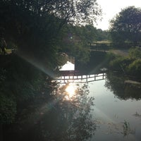 Photo taken at The Burrs Country Park by Emma L. on 6/9/2013