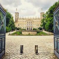 Photo taken at Schloss Albrechtsberg by Andreas B. on 6/19/2015