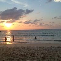 Photo taken at Thavorn Palm Beach Resort by Elena D. on 1/16/2013