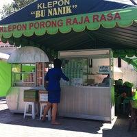 """Photo taken at Klepon Porong & Tahu Kriuk """"Raja Rasa"""" by Ardhyani M. on 4/30/2013"""
