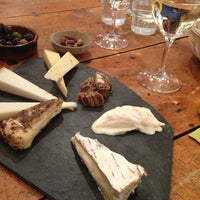 Photo taken at Fromagerie Kef by Lindy L. on 4/21/2013