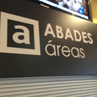 Photo taken at Abades la Roda by Victor Manuel C. on 11/23/2013