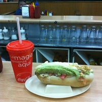 Photo taken at Fuente de Soda Cevasco by Angelito L. on 11/13/2012