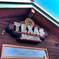 Photo taken at Texas Roadhouse by Faith H. on 5/12/2013