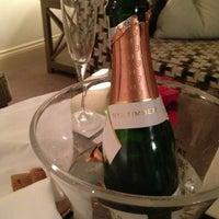 Photo taken at Chewton Glen Hotel & Spa by Sarra D. on 12/21/2012