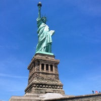 Photo taken at Statue of Liberty by Che Grill on 7/13/2013
