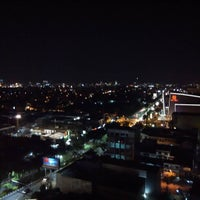 Photo taken at Citilites Sky Club & Bistro by LittlenOOb on 5/4/2016