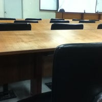Photo taken at Lecture Hall 3 by Puayy P. on 11/5/2012