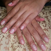 Photo taken at Elite Nails - Hand, Foot and Body Spa by Nicole J. on 11/10/2014