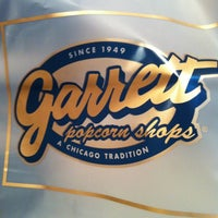 Photo taken at Garrett Popcorn Shops by Meyer 💀 on 10/4/2012