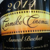 Photo taken at Carmike Cinemas 16 by Tracy B. on 12/28/2013