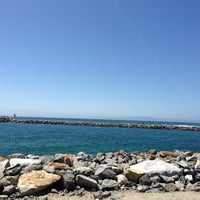 Photo taken at Moss Landing State Beach by Somaditya S. on 6/16/2013