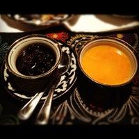 Photo taken at Урюк Кафе by Olga M. on 11/11/2012