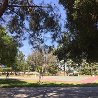 Photo taken at William Steinmetz Park by Whitney L. on 4/19/2016