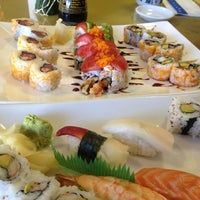 Photo taken at Shige Japanese Cuisine by Jason W. on 10/6/2012