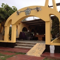 Photo taken at Restaurante Campestre El Alamo by Gonzalo D. on 11/1/2012
