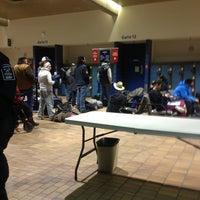 Photo taken at Greyhound Bus Terminal by Aubrey on 11/15/2014