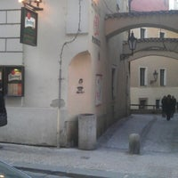 Photo taken at Konvikt by Maxmilian O. on 11/19/2012