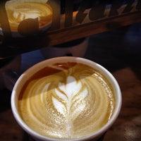 Photo taken at Manhattanville Coffee by Nicole B. on 10/4/2014