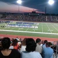 Photo taken at Bob Shelton Stadium by Jennifer C. on 6/6/2013