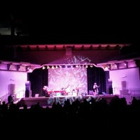 Photo taken at Wellington Amphitheater by Stelios S. on 3/10/2013
