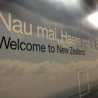 Photo taken at Auckland Airport (AKL) International Terminal by Philippe P. on 11/2/2012
